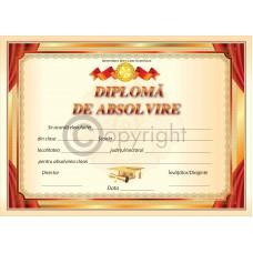 Diploma Absolvire 2 2019