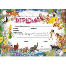 DIPLOMA DE GRADINITA 2 2017