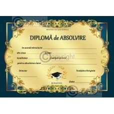 Diploma Absolvire 2 2018