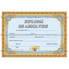 Diploma Absolvire 2 2017